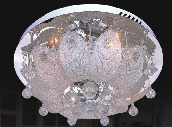 Ceiling lamp 2202  40cm  E14  4x40w