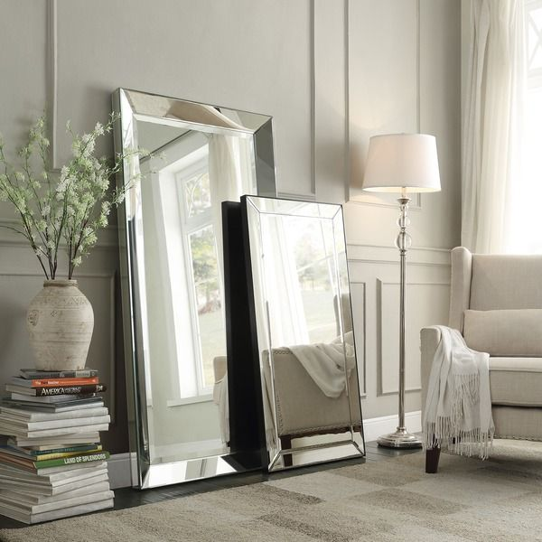 Wall mirror kh1455 1456 1457 1458 citak deco for Long mirrors for bedroom wall