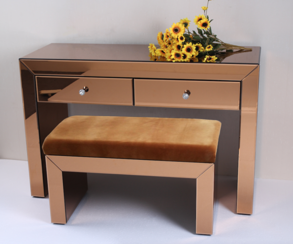 MAKE UP TABLE & CHAIR   17251